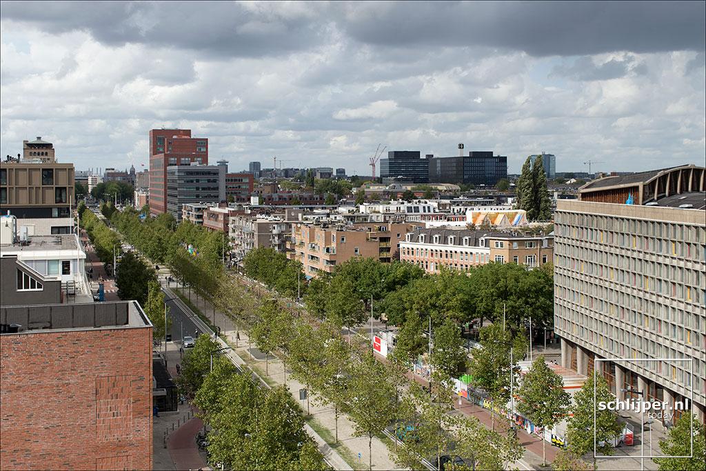 Nederland, Amsterdam, 24 augustus 2018
