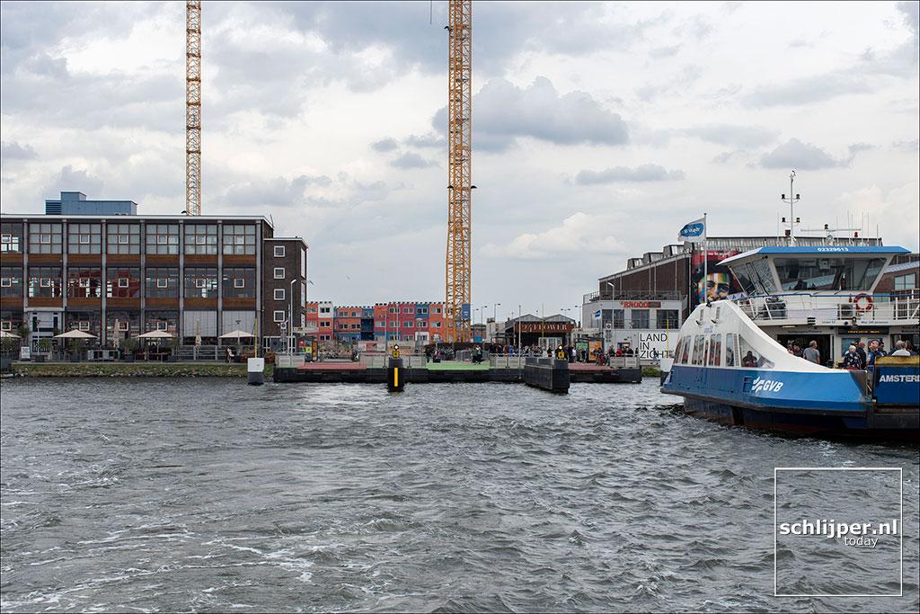 Nederland, Amsterdam, 26 augustus 2018