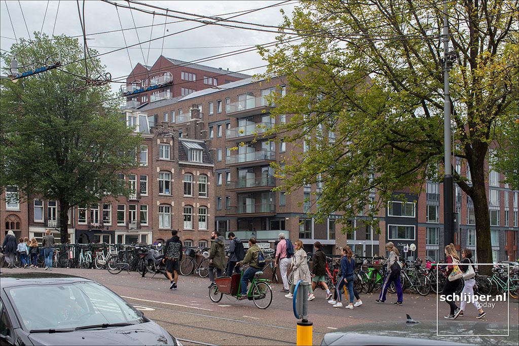 Nederland, Amsterdam, 29 augustus 2018