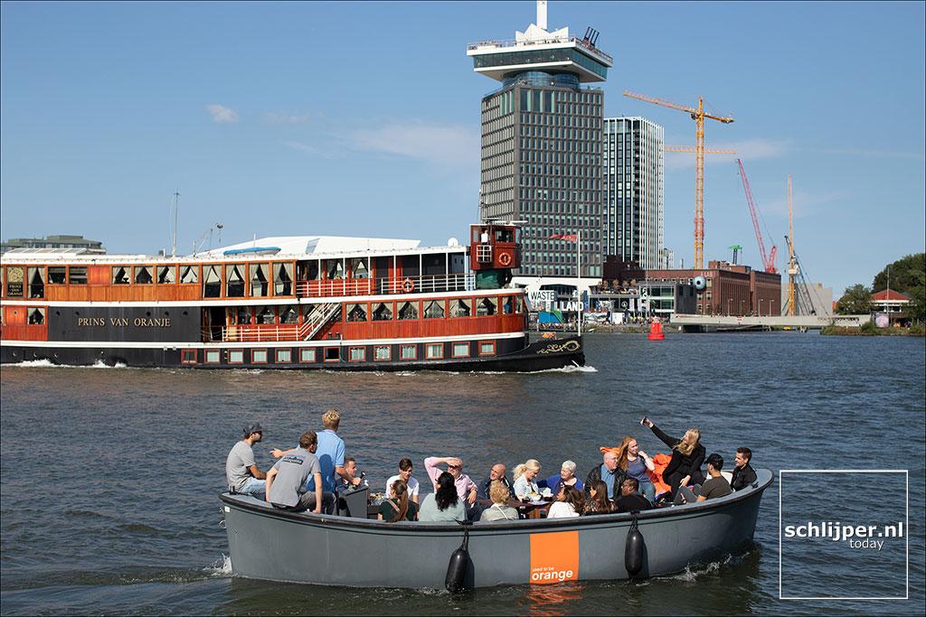 Nederland, Amsterdam, 1 september 2018