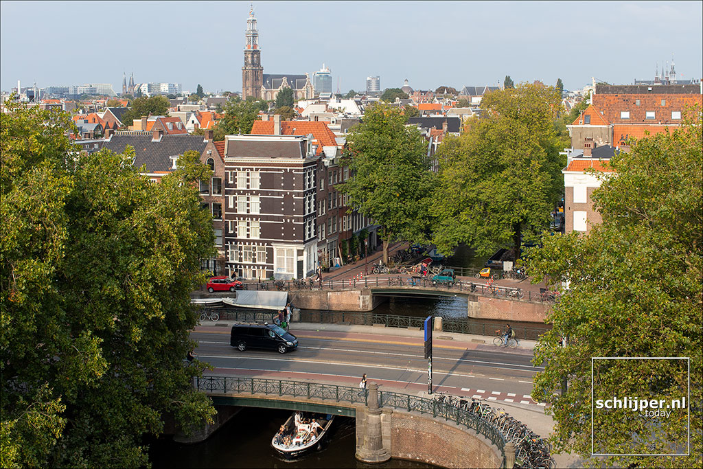 Nederland, Amsterdam, 3 september 2018
