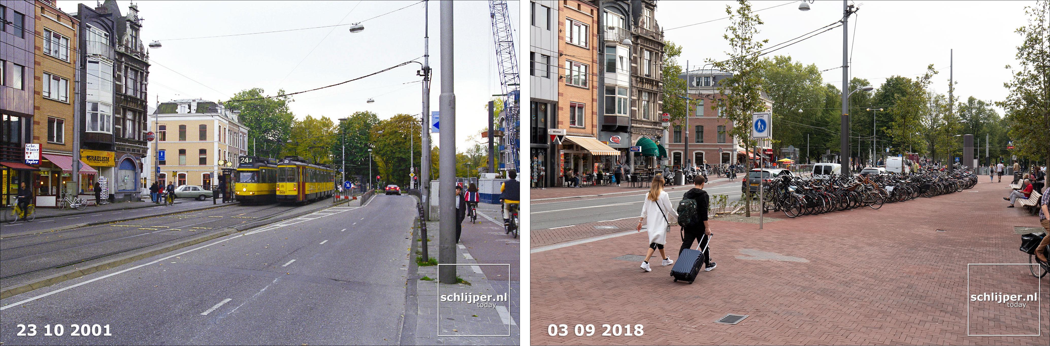 Nederland, Amsterdam, 4 september 2018