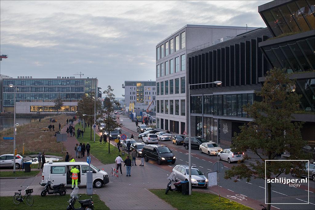 Nederland, Amsterdam, 21 oktober 2018