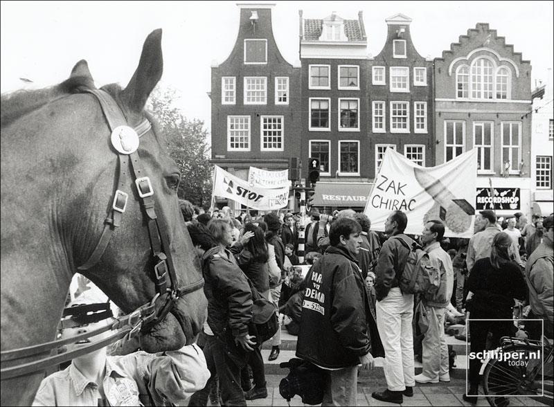 Nederland, Amsterdam, 30 september 1995