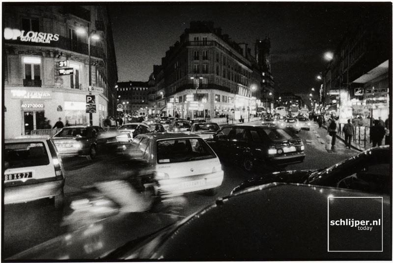 Frankrijk, Parijs, november 1996