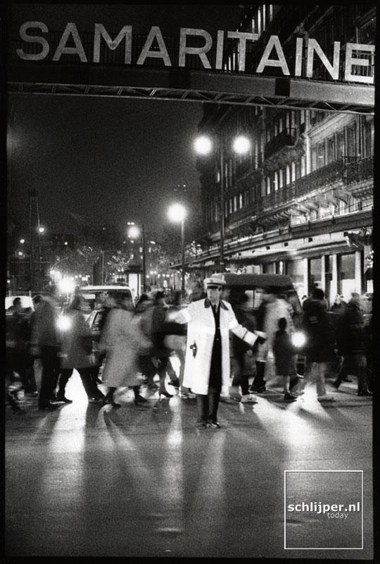 Frankrijk, Parijs, 30 november 1996