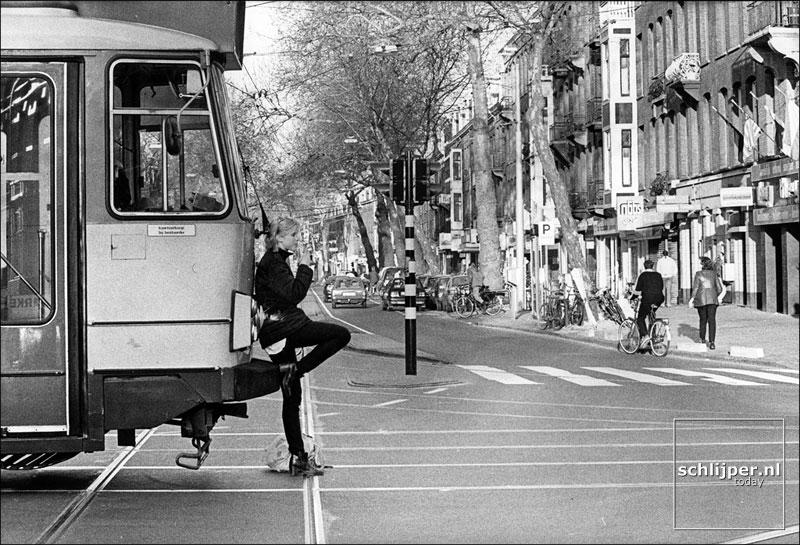 Nederland, Amsterdam, 1 april 1997