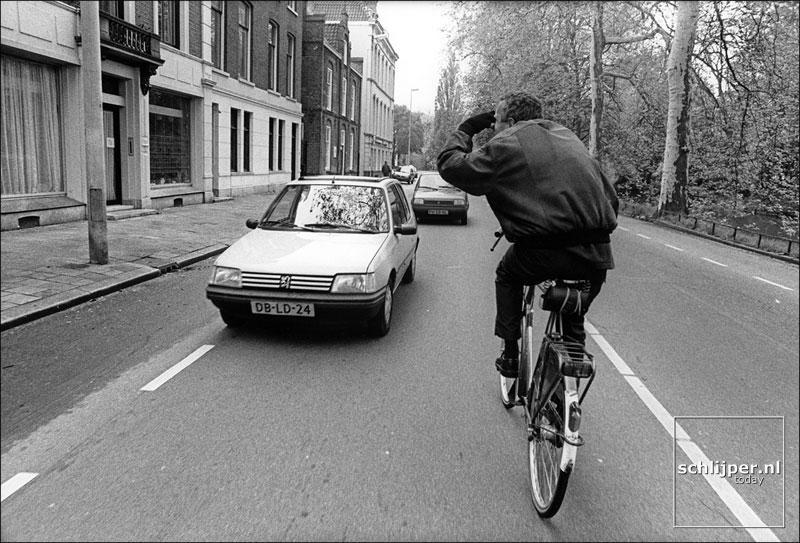 Nederland, Utrecht, 9 mei 1997