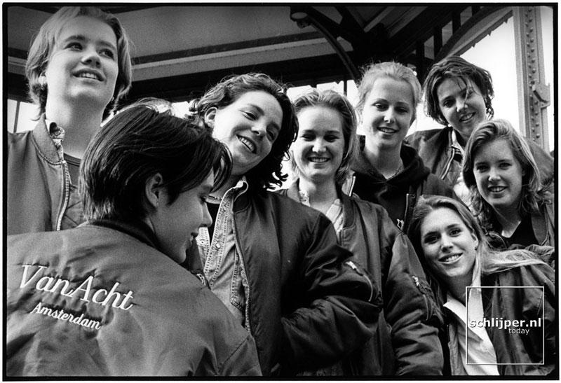Nederland, Amsterdam, 26 mei 1997
