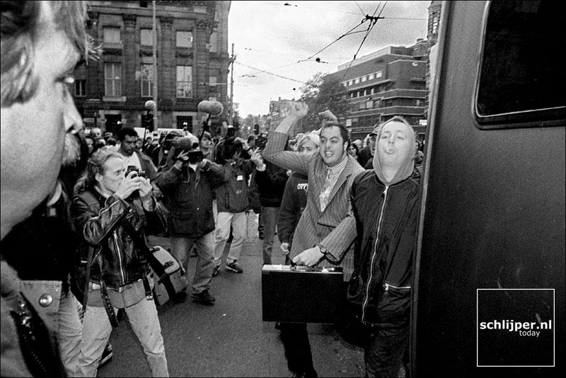 Nederland, Amsterdam, 2 oktober 1997