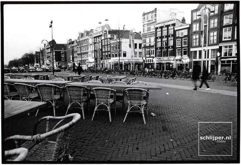 Nederland, Amsterdam, 18 maart 1998