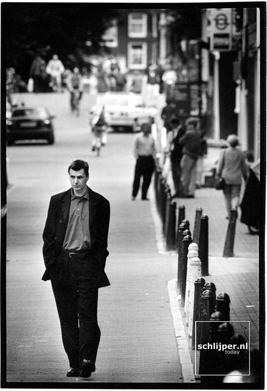 Nederland, Amsterdam, 10 juli 1998