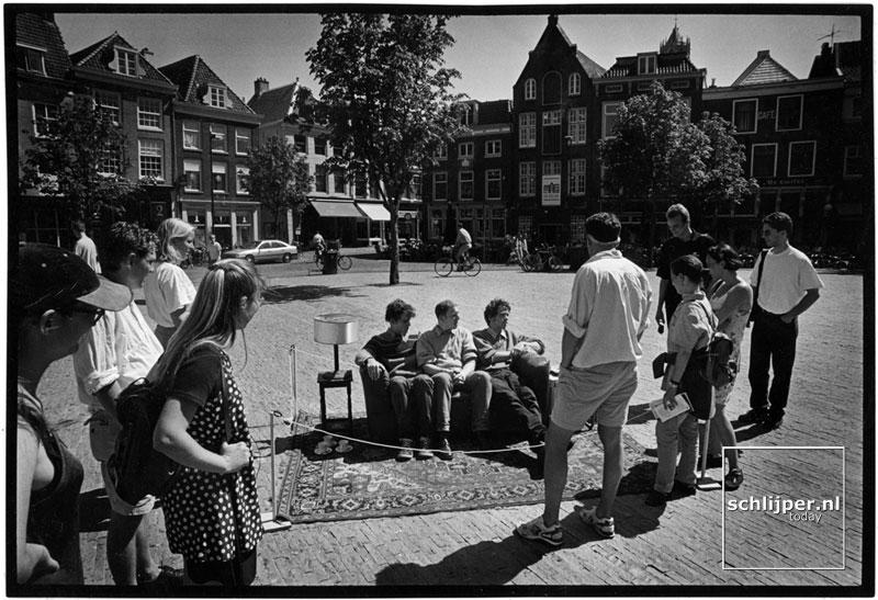 Nederland, Utrecht, 8 augustus 1998