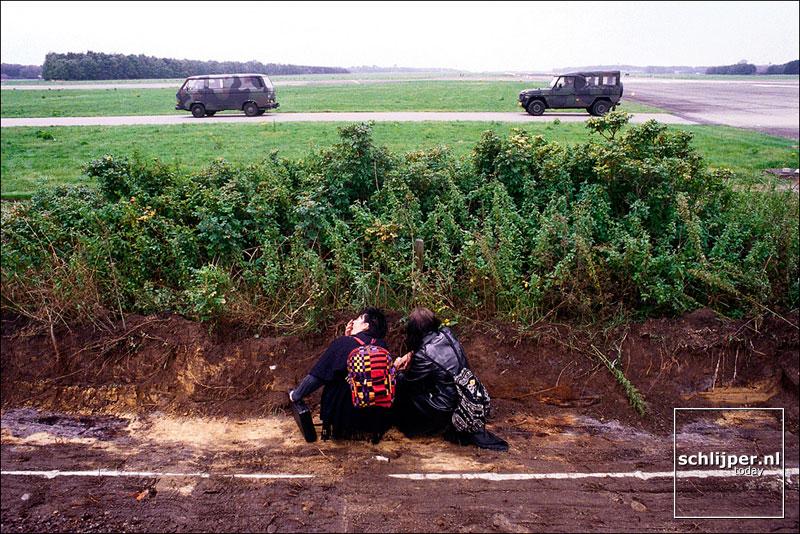 Nederland, Gilze-Rijen, 2 oktober 1998