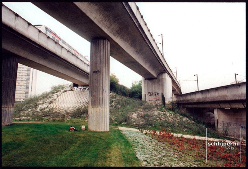 Frankrijk, Nanterre, 5 oktober 1998
