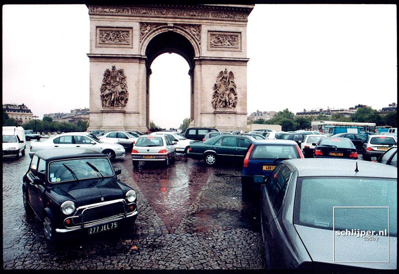 Frankrijk, Parijs, 5 oktober 1998