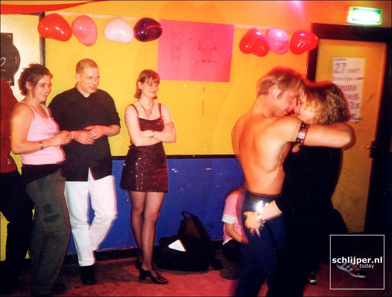 Nederland, Utrecht, 11 maart 1999