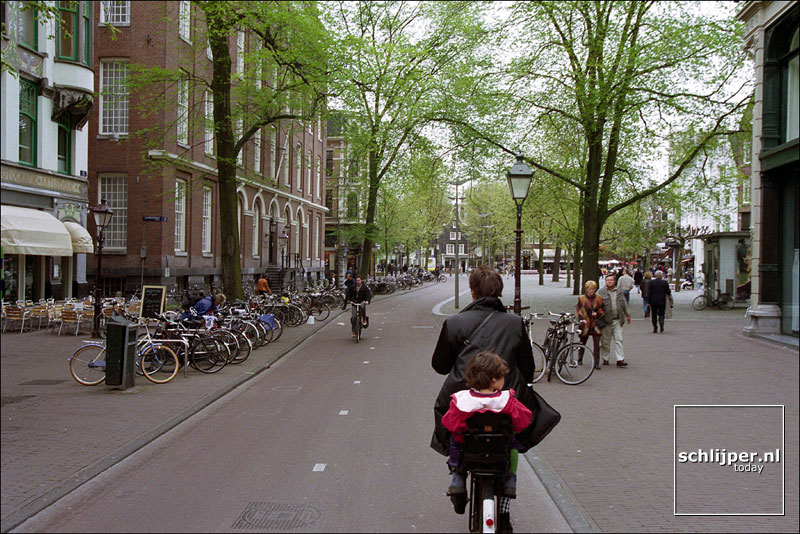 Nederland, Amsterdam, 24 april 2011