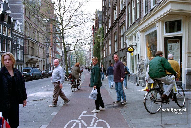 Nederland, Amsterdam, 24 april 1999