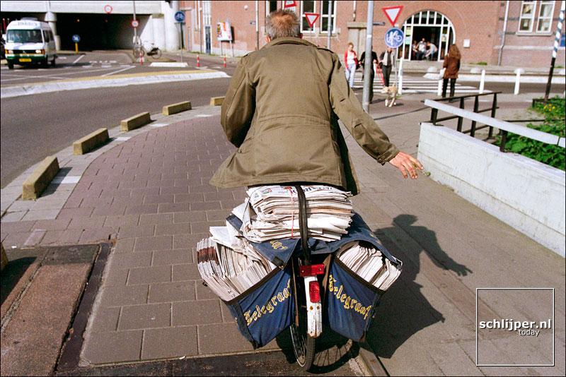 Nederland, Amsterdam, 27 april 1999