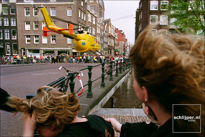 Nederland, Amsterdam, 28 april 1999
