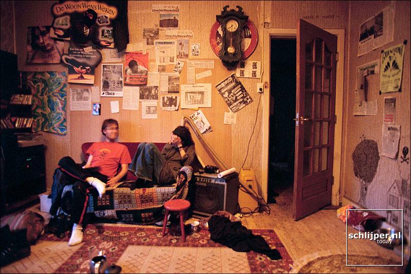 Nederland, Utrecht, 6 mei 1999