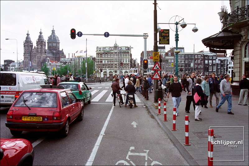 Nederland, Amsterdam, 14 mei 1999