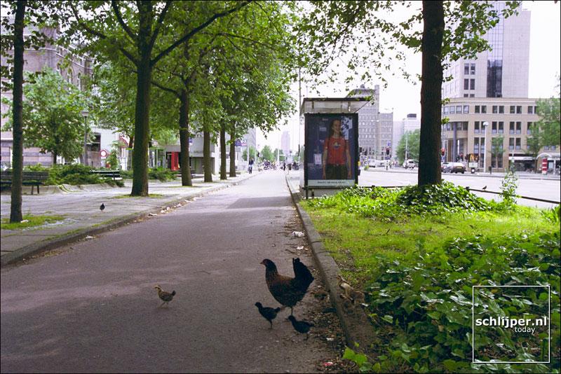 Nederland, Amsterdam, 31 mei 1999