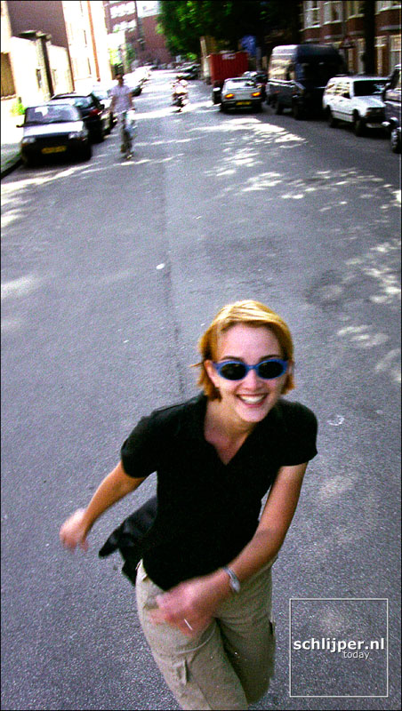 Nederland, Amsterdam, 10 juli 1999