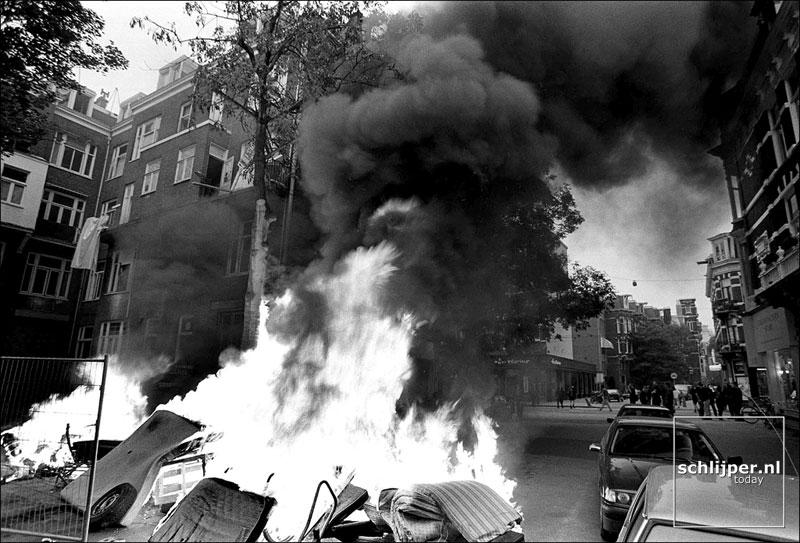 Nederland, Amsterdam, 13 juli 1999