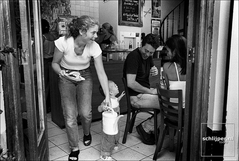 Nederland, Amsterdam, 5 augustus 1999