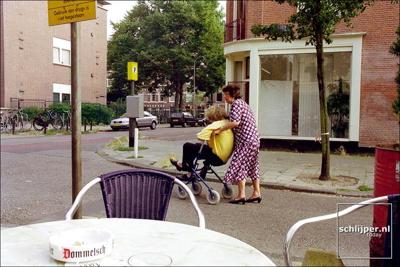 Nederland, Amsterdam, 12 september 1999