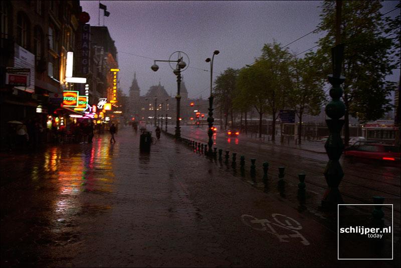 Nederland, Amsterdam, 29 september 1999