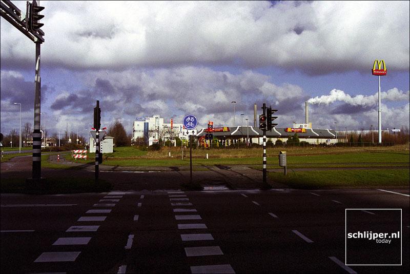Nederland, Amsterdam, 27 december 1999