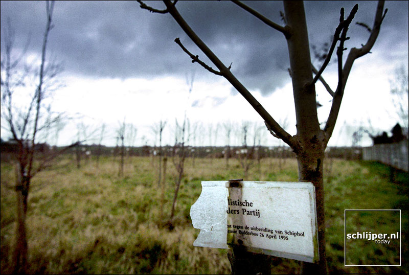 Nederland, Vijhuizen, 21 januari 2000