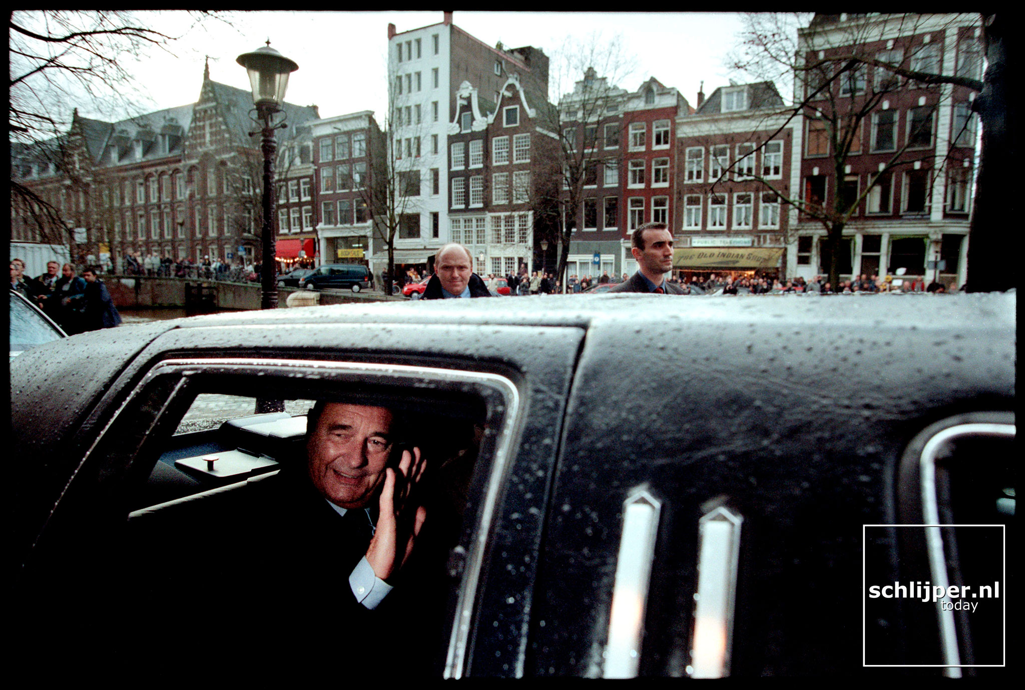 Nederland, Amsterdam, 28 februari 2000.