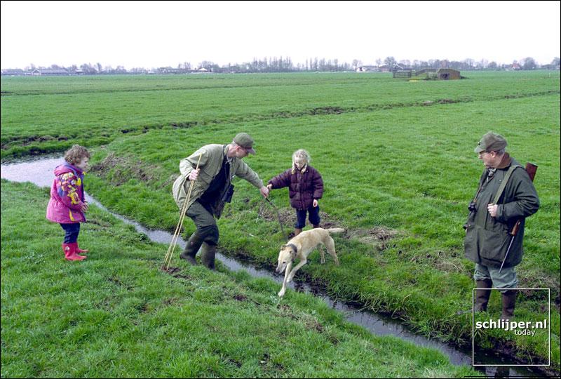 Nederland, De Ronde Hoep, 8 april 2000