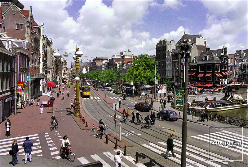 Nederland, Amsterdam, 15 juni 2000