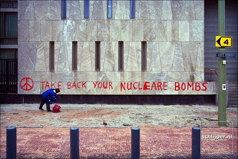 Nederland, Den Haag, 16 juli 2000