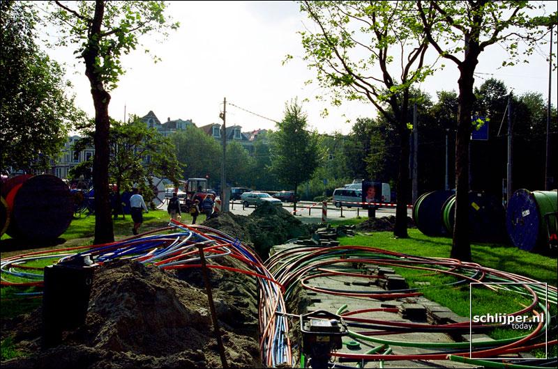 Nederland, Amsterdam, 19 september 2000