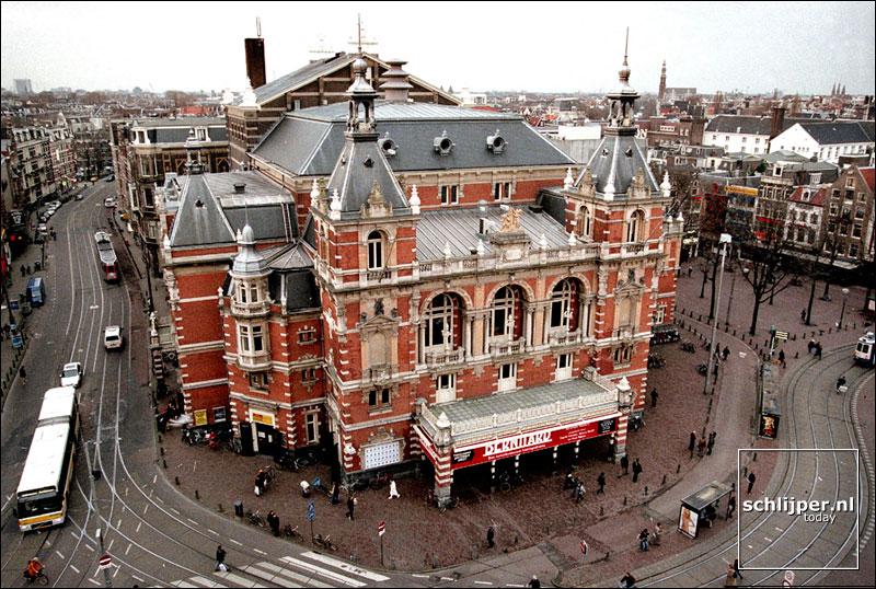 Nederland, Amsterdam, 29 november 2000