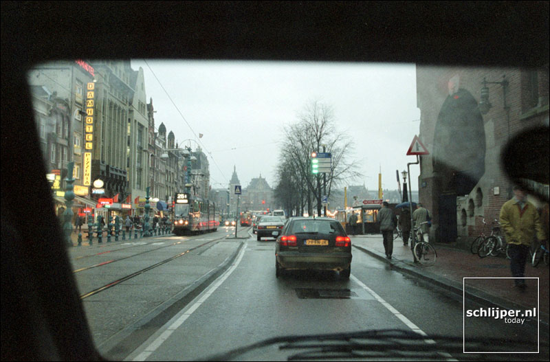 Nederland, Amsterdam, 12 december 2000