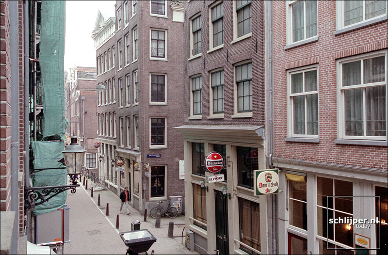 Nederland, Amsterdam, 18 decmeber 2000.