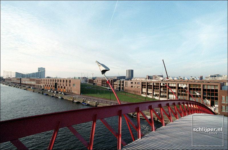 Nederland, Amsterdam, 20 decmeber 2000.