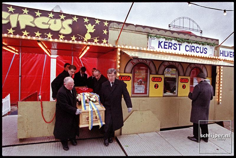 Nederland, Hilversum, 4 januari 2001.
