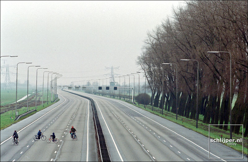 Nederland, Nieuwer ter Aa, 18 maart 2001.