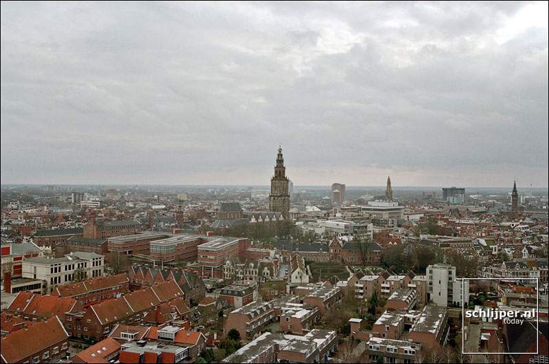 Nederland, Groningen, 20 maart 2001