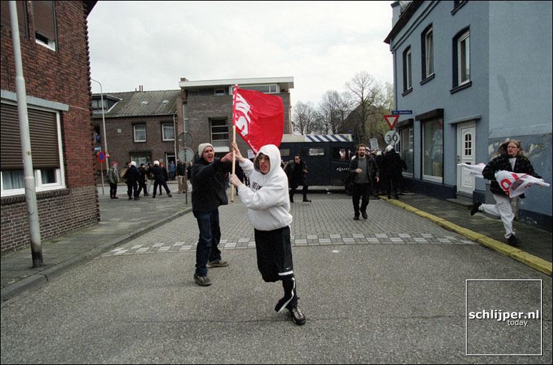 Nederland, Kerkrade, 24 maart 2001