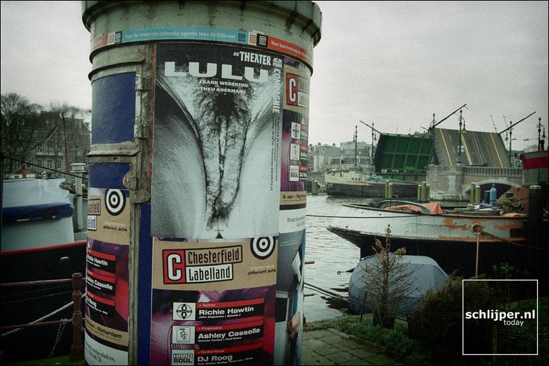 Nederland, Amsterdam, 27 maart 2001.