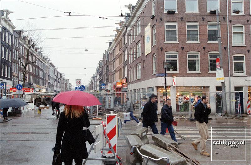 Nederland, Amsterdam, 28 maart 2001.